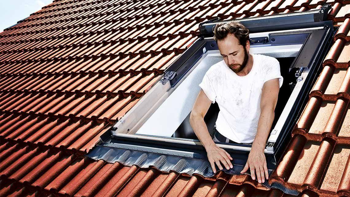 Finestre per tetti roto per mansarde e abbaini for Finestre per abbaini