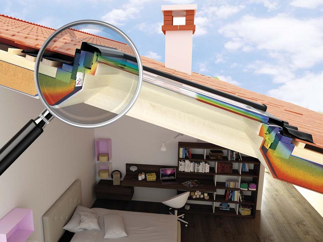 Roto finestre per tetti dal 1935 con qualit german made for Roto finestre da tetto
